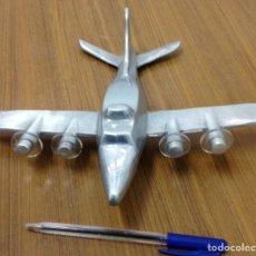 Modelos a escala: BOING B-17 . AVION A ESCALA EN ALUMINIO.. Lote 120901592