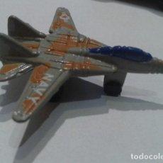 Modelos a escala: AVION DE COMBATE ( F - 44 ) METAL. Lote 121182663