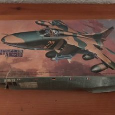 Modelos a escala: MAQUETA HASEGAWA 1/72 MIG-27 'FLOGGER-D' - 1987 #712 -. Lote 122718920