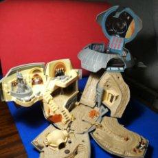 Modelos a escala: PLAYSET ESTRELLA DE LA MUERTE DESPLEGABLE STAR WARS GALOOB 1997. Lote 123068916