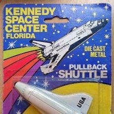 Modelos a escala: KENNEDY SPACE CENTER FLORIDA NASA TRANSBORDADOR ESPACIAL COLUMBIA ÚNICO EN TC. Lote 98166163