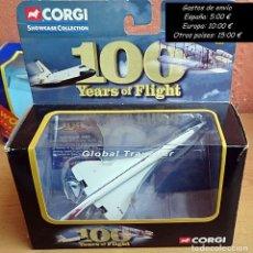 Modelos a escala: CORGI AVION CONCORDE SERIE 100 YEARS OF FLIGHT. Lote 98164579