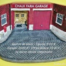 Modelos a escala: CHALK FARM GARAGE DIORAMA 19X15. Lote 93625395