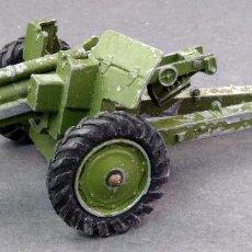 Modelos a escala: CAÑÓN DINKY TOYS AMERICAN 105 MM GUN MECCANO MADE IN ENGLAND AÑOS 70. Lote 125414431