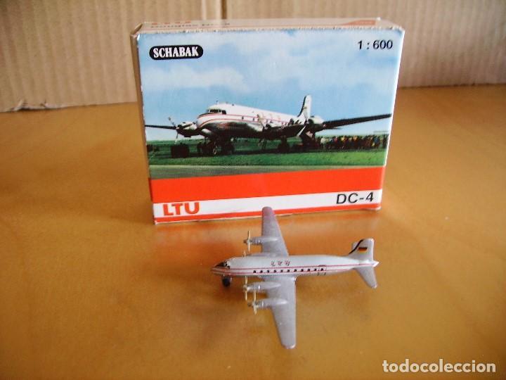Avion Concorde British Airways v2 Schabak 1//600