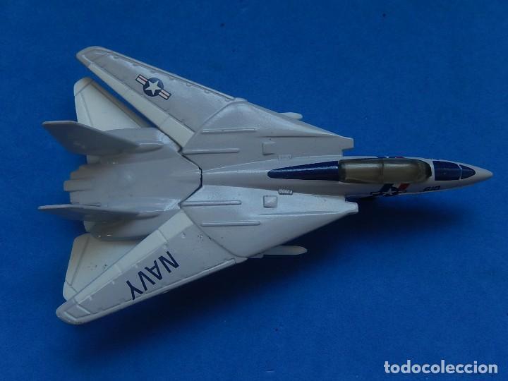PEQUEÑO AVIÓN. GRUMMAN F-14 TOMCAT. SB 30. MATCHBOX. 1989. FABRICADO EN TAILANDIA. (Juguetes - Modelos a escala)