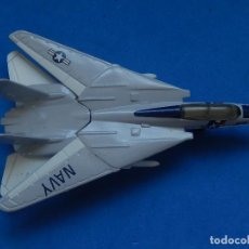 Modelos a escala: PEQUEÑO AVIÓN. GRUMMAN F-14 TOMCAT. SB 30. MATCHBOX. 1989. FABRICADO EN TAILANDIA.. Lote 129545055