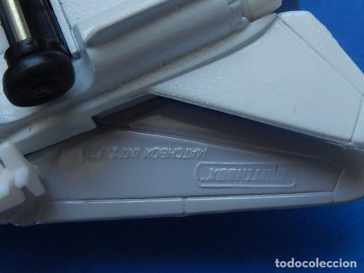 Modelos a escala: Pequeño avión. Grumman F-14 Tomcat. SB 30. Matchbox. 1989. Fabricado en Tailandia. - Foto 14 - 129545055