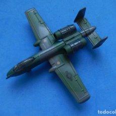 Modelos a escala: PEQUEÑO AVIÓN. A-10 FAIRCHILD THUNDERBOLT. MATCHBOX. SB 32. 1989. FABRICADO EN MACAU.. Lote 129547459
