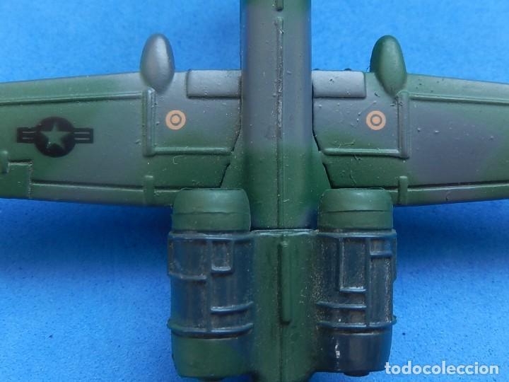 Modelos a escala: Pequeño avión. A-10 Fairchild Thunderbolt. Matchbox. SB 32. 1989. Fabricado en Macau. - Foto 8 - 129547459