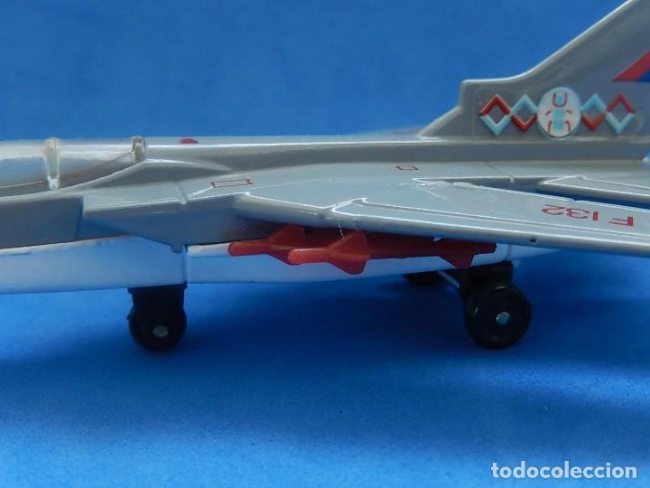 Modelos a escala: Pequeño avión. Tornado F132. Matchbox. SB 22. 1977. Fabricado en Tailandia. - Foto 4 - 129548051