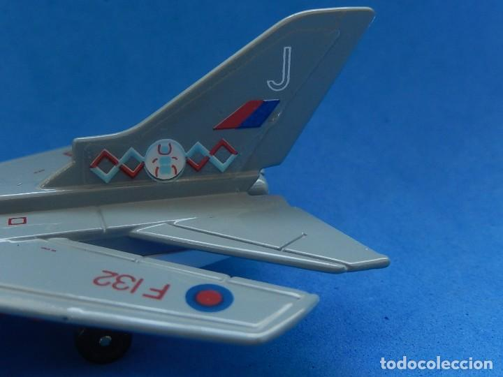 Modelos a escala: Pequeño avión. Tornado F132. Matchbox. SB 22. 1977. Fabricado en Tailandia. - Foto 5 - 129548051