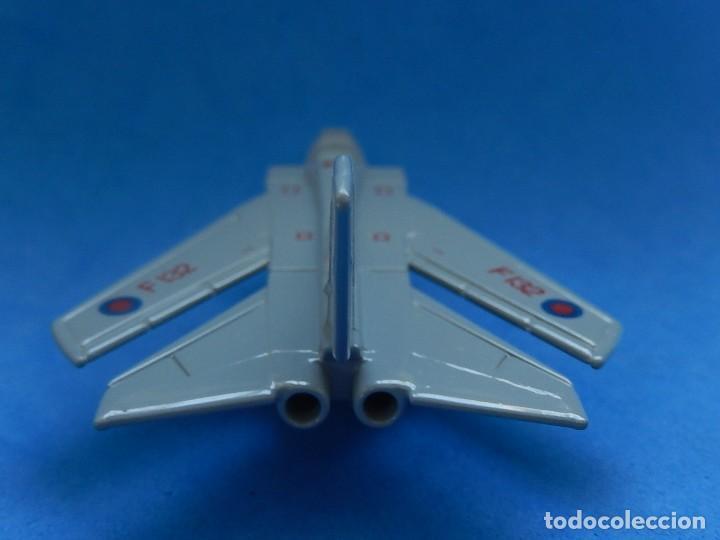 Modelos a escala: Pequeño avión. Tornado F132. Matchbox. SB 22. 1977. Fabricado en Tailandia. - Foto 6 - 129548051