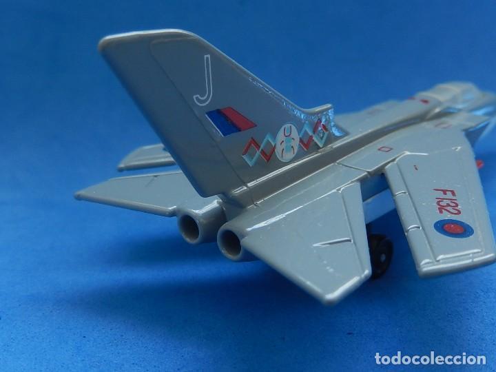 Modelos a escala: Pequeño avión. Tornado F132. Matchbox. SB 22. 1977. Fabricado en Tailandia. - Foto 7 - 129548051