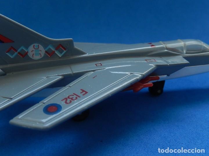 Modelos a escala: Pequeño avión. Tornado F132. Matchbox. SB 22. 1977. Fabricado en Tailandia. - Foto 8 - 129548051