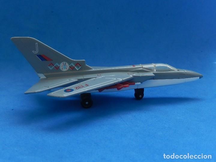 Modelos a escala: Pequeño avión. Tornado F132. Matchbox. SB 22. 1977. Fabricado en Tailandia. - Foto 10 - 129548051