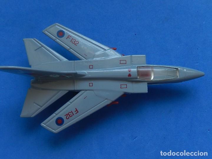 Modelos a escala: Pequeño avión. Tornado F132. Matchbox. SB 22. 1977. Fabricado en Tailandia. - Foto 11 - 129548051