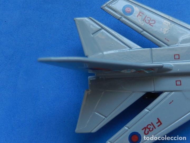 Modelos a escala: Pequeño avión. Tornado F132. Matchbox. SB 22. 1977. Fabricado en Tailandia. - Foto 12 - 129548051