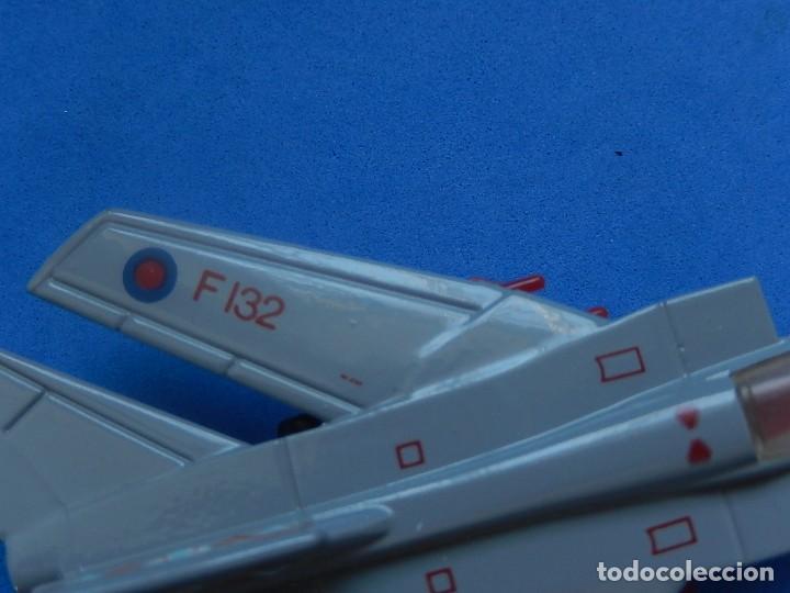Modelos a escala: Pequeño avión. Tornado F132. Matchbox. SB 22. 1977. Fabricado en Tailandia. - Foto 13 - 129548051