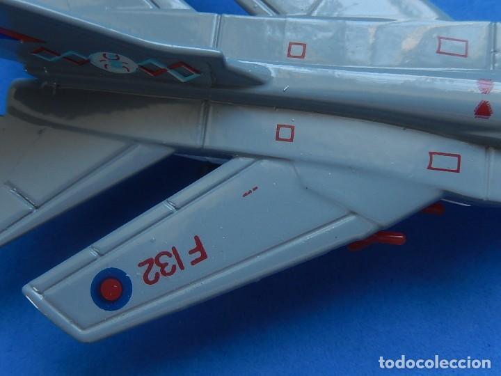 Modelos a escala: Pequeño avión. Tornado F132. Matchbox. SB 22. 1977. Fabricado en Tailandia. - Foto 14 - 129548051