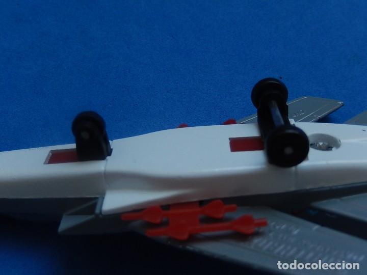 Modelos a escala: Pequeño avión. Tornado F132. Matchbox. SB 22. 1977. Fabricado en Tailandia. - Foto 17 - 129548051