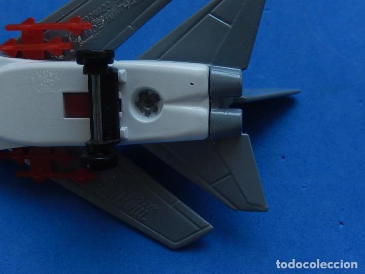 Modelos a escala: Pequeño avión. Tornado F132. Matchbox. SB 22. 1977. Fabricado en Tailandia. - Foto 20 - 129548051