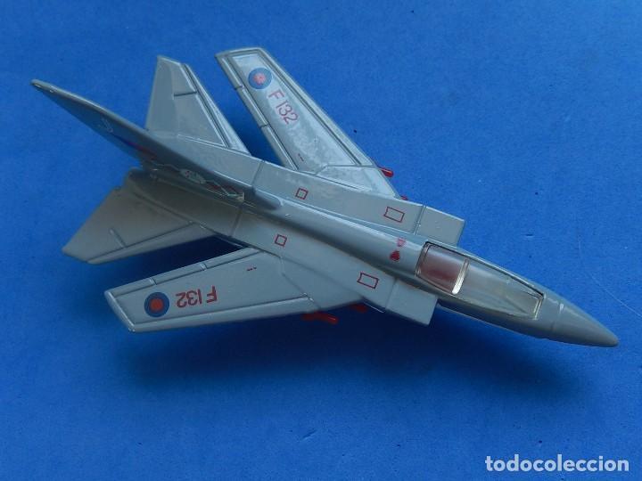 Modelos a escala: Pequeño avión. Tornado F132. Matchbox. SB 22. 1977. Fabricado en Tailandia. - Foto 23 - 129548051