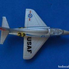 Modelos a escala: PEQUEÑO AVIÓN. SKYHAWK. USAF. REF. 359. FABRICADO POR MIRA. ESPAÑA.. Lote 129582327