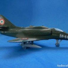 Modelos a escala: PEQUEÑO AVIÓN. A-4F SKYHAWK. SA-44. FABRICADO EN HONG KONG.. Lote 129672639
