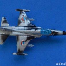 Modelos a escala: PEQUEÑO AVIÓN. F-5A FREEDOM FHIGHTER. KAF. FABRICADO EN HONG KONG.. Lote 129672887