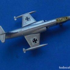Modelos a escala: PEQUEÑO AVIÓN. F-104J STARFIGHTER. FABRICADO EN HONG KONG.. Lote 129673367