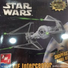 Modelos a escala: NAVE STAR WARS THE INTERCEPTOR. Lote 130179152