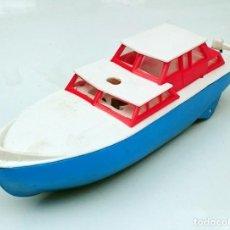 Modelos a escala: RARA LANCHA CAJUN EBOOT BOAT. Lote 131013708
