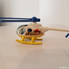Modelos a escala: HELICOPTERO ESCALA, MADE IN SPAIN. GUISVAL. Lote 131024571