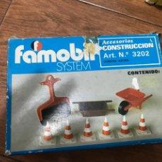 Modelos a escala: FAMOBIL SYSTEM N3202. Lote 135460753