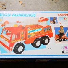 Modelos a escala: KARPAN, CAMION DE BOMBEROS. SIN ABRIR.AÑOS 70.. Lote 136418917