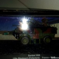 Modelos a escala: TANQUE SAVIEM SAV FRANCE 1990. Lote 136831813