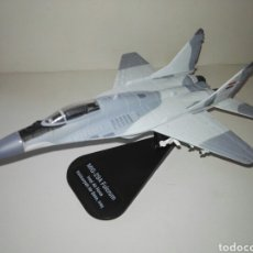 Modelos a escala: MIG 29A FULCRUM IRAQI AIR FORCE 1:1000. Lote 137222389