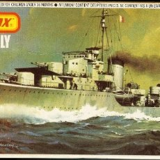 Modelos a escala: DESTRUCTOR HMS KELLY DE MATCHBOX. Lote 49012797