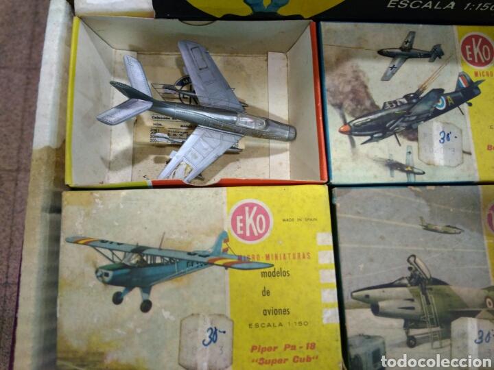 Modelos a escala: Lote completo Aviones EKO - Foto 3 - 139706384