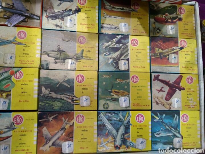 Modelos a escala: Lote completo Aviones EKO - Foto 4 - 139706384