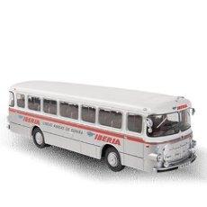 Modelos a escala: AUTOBÚS CLÁSICO PEGASO COMET 5061 SEIDA. LÍNEAS AÉREAS ESPAÑOLAS IBERIA. (ESCALA 1:43) BUS, AUTOCAR,. Lote 156808114