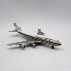 Modelos a escala: SCHABACK 901 BOEING 747 JAPAN AIR LINES DIE CAST METAL ESCALA 1/600 (2361). Lote 143226546