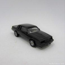 Modelos a escala: MONOGRAM MODELS 2060 BUICK REGAL GRAND NATIONAL 1982-1987 NEGRO ESCALA 1/87 H0 (2309). Lote 143243450