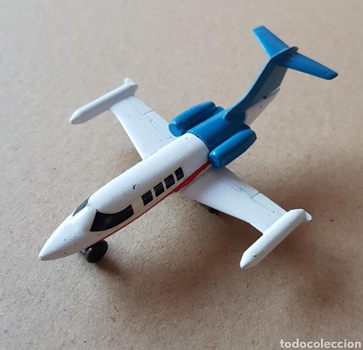 Modelos a escala: Avión Ejecutivo de Plomo Learjet 36 - Foto 3 - 143803588