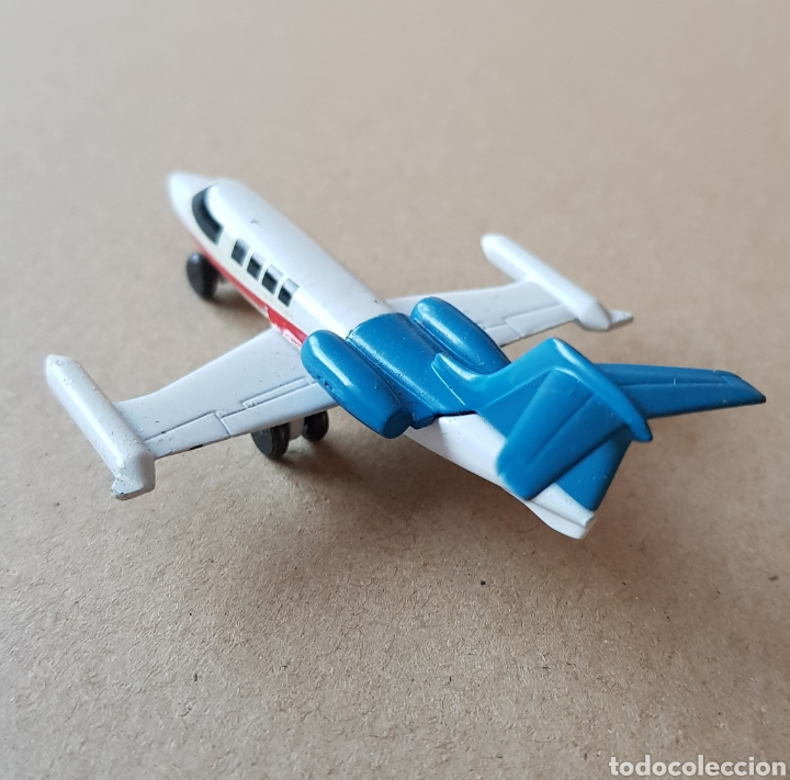 Modelos a escala: Avión Ejecutivo de Plomo Learjet 36 - Foto 4 - 143803588