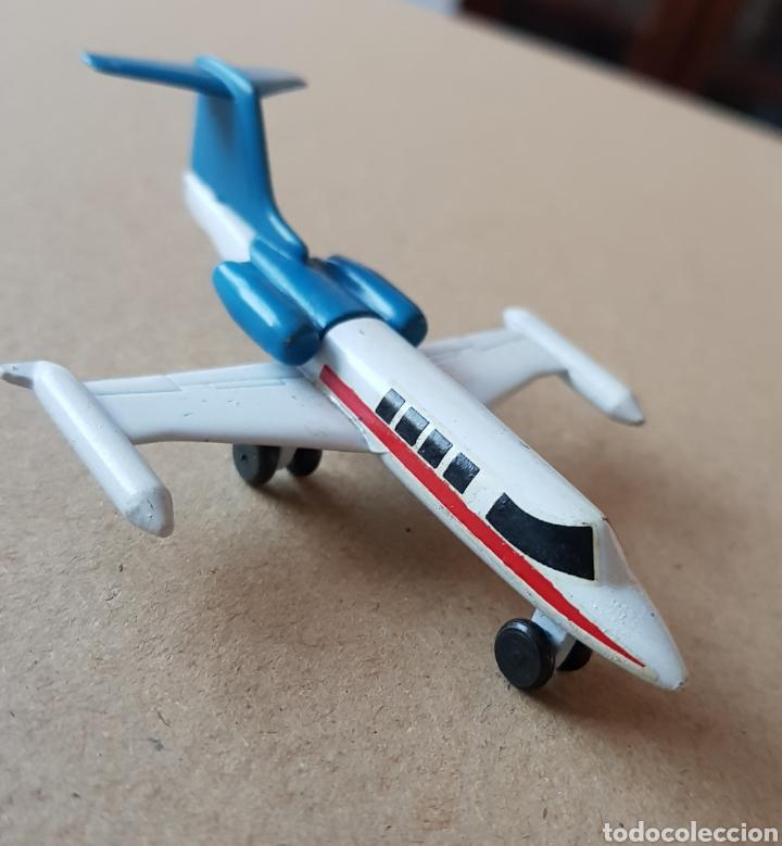 Modelos a escala: Avión Ejecutivo de Plomo Learjet 36 - Foto 5 - 143803588