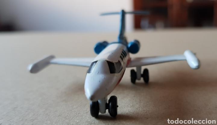 Modelos a escala: Avión Ejecutivo de Plomo Learjet 36 - Foto 6 - 143803588