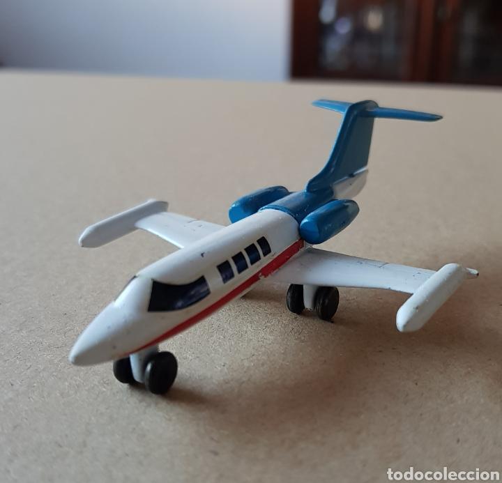 Modelos a escala: Avión Ejecutivo de Plomo Learjet 36 - Foto 7 - 143803588