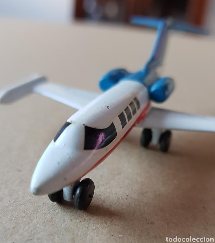 Modelos a escala: Avión Ejecutivo de Plomo Learjet 36 - Foto 2 - 143803588